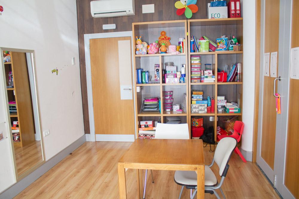 centro de atención infantil temprana dúrcal granada