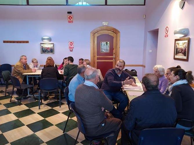 Café Familiar 26 de febrero 2020