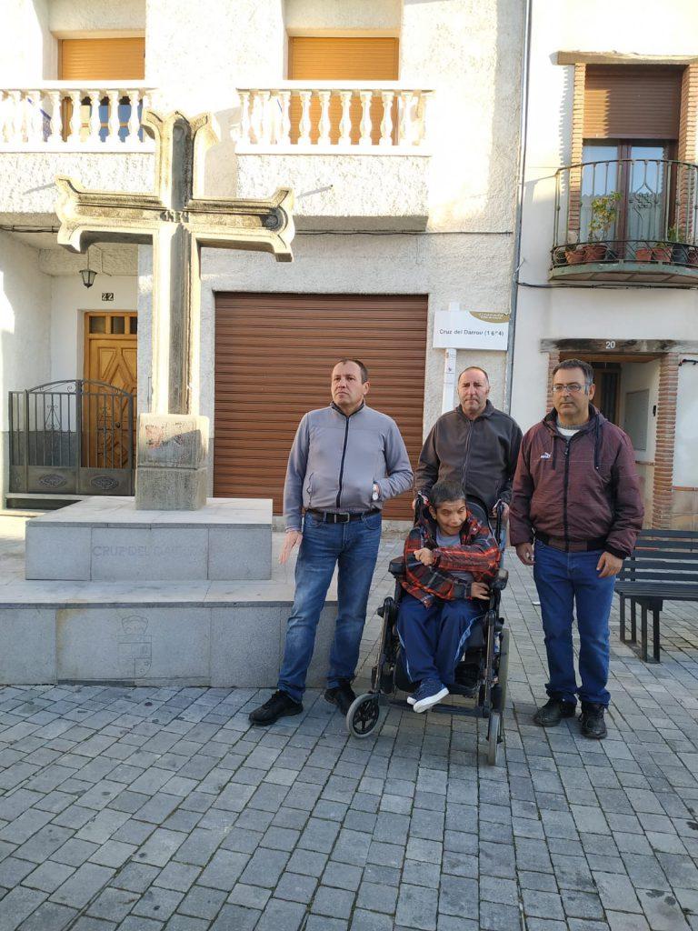 Centro discapacidad intelectual dúrcal Granada proyecto mi casa
