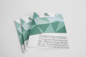 Inscripción Complementaria de Renovación de la Acreditación Centro Ocupacional