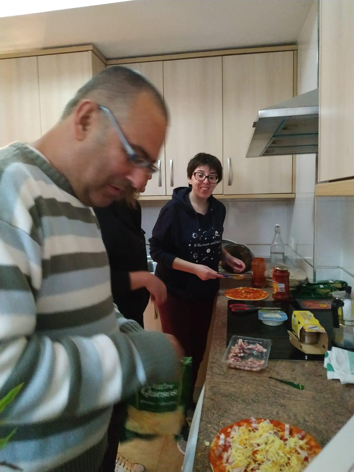 Cocinando Mi Casa