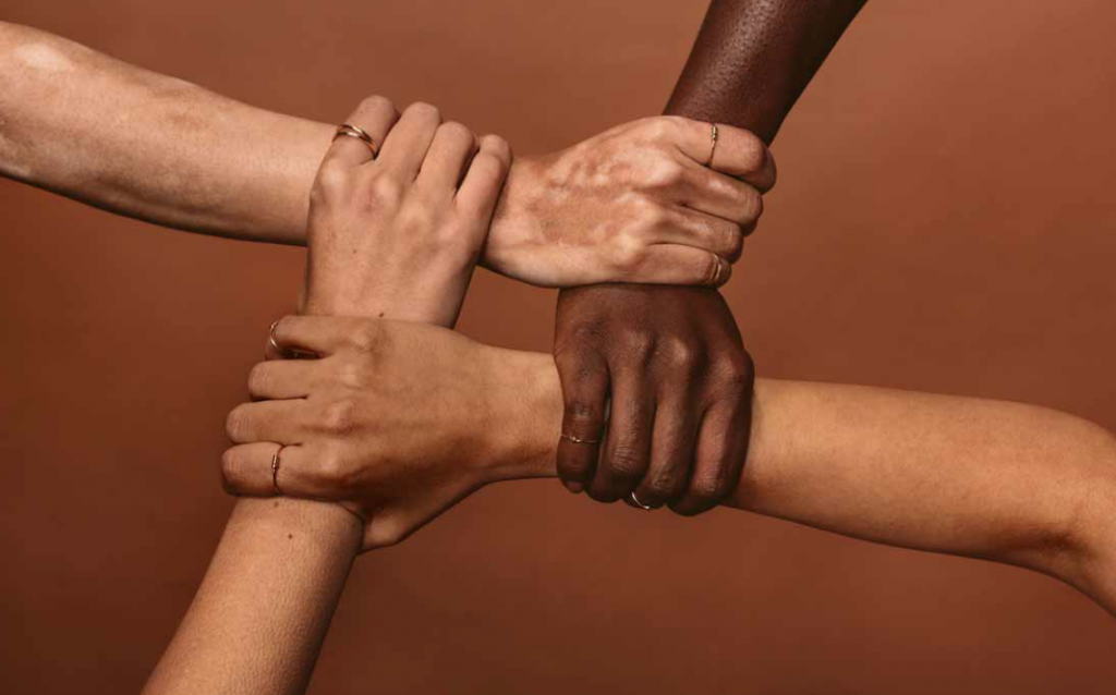 Ubuntu ética Sudafricana